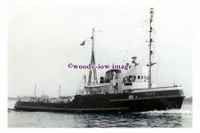 "rs1014 - Dutch Smit Tug - Maas , built 1954 - photograph 6""x4"""