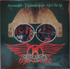 AEROSMITH Transmissions Live Woodstock Set 1994 NEW LP 180g VINYL FM BROADCAST