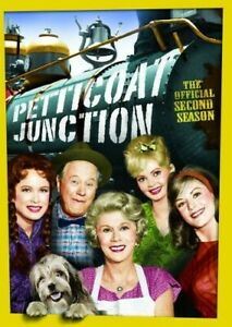 PETTICOAT JUNCTION: OFFICIAL SECOND SEASON (5PC) NEW DVD