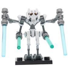 Lego Star Wars Custom General Grievous Ep. III Minifigure - US Seller