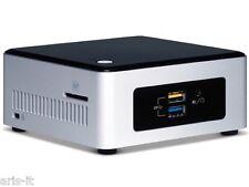 Intel NUC NUC5CPYH Mini-PC Celeron N3050 4GB RAM 500GB HDD WiFi 802.11ac HDMI