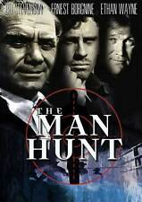 MAN HUNT Movie POSTER 27x40