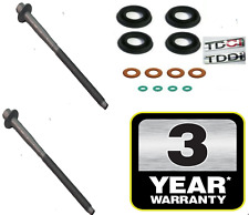 FORD TRANSIT MK7 2.2 TDCi  DIESEL INJECTOR SEAL KIT + INJECTOR CLAMP BOLTS