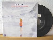 """7"""" Single - CHRIS REA - Looking For The Summer - Six Up - Vinyl in Near Mint!"""