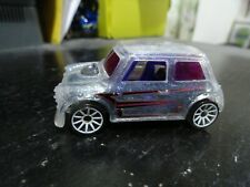 @@ Hot Wheels Phantom X-Raycers CLEAR BODY Morris MINI COOPER!! WOW!!!!  @@