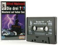 Die drei ??? 83 Fragezeichen Meuterei auf hoher See Hörspiel MC schwarz Europa