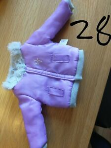 Designafriend padded winter coat. 18 Inch Doll Clothes