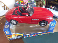 LEYUAN voiture SRS SUPER ROADSTER Music sounds 1/24 rouge