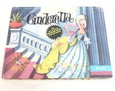 Czechoslovakia 1982 Pop-Up Cinderella Book V Kubasta missing pieces in English