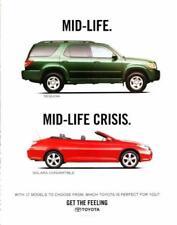 Toyota Auto Advertising for sale | eBay
