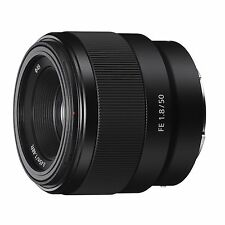 Sony FE 50mm F/1.8 Full Frame Lens (SEL50F18F) *NEW* *IN STOCK*