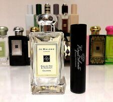 JO MALONE English Oak & Hazelnut GENUINE EDP in 10ml Perfume Sample Travel Spray
