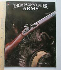 1994 THOMPSON CENTER NO.21 MINI-FIREARMS CATALOG