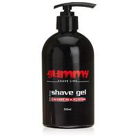 Gummy Shave Gel 17.oz 500ml Lavender Oil & Allantoin Moisturizing Barber Shaving