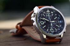 Seiko Solar Alarm Chronograph SSC081P1 SSC081P SSC081 Men's Watch