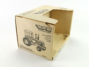 Scale Models Spirit of Minneapolis Moline Tractor Box ONLY, Vintage 1988 1:16