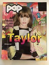 POP magazine 2013 Taylor Swift Cover