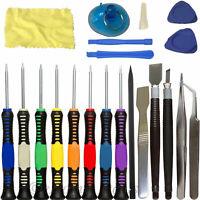 20 in 1 Mobile Phone Repair Spudger Tools Kit Pry Opening Tool Screwdriver Set