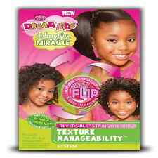 African Pride Detangler Miracle Reversible Straightening Texture Manageability