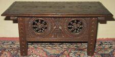 Meuble miniature Breton table avec rangement l'Atelier du Moulin