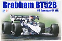 Aoshima 06327 Brabham BT52B '83 1/20 Scale Kit