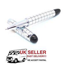 Baoer 79 Starwalker White Rollerball pen like Mont Blanc