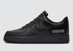 Nike Air Force 1 Low GTX Gore Tex Black Anthracite Grey