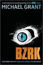 BZRK by Michael Grant (Paperback)