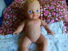 joli poupon pour le bain de bébé= DATé     DE 1990