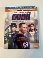 Goon w/ Slipcover (Bluray/DVD, 2011) [BUY 2 GET 1]
