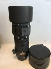 COLLECTORS! - Pristine Nikon 300mm f/4 AF ED Professional Telephoto Lens for FX