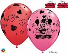 Ballons de fête rouge ronds mickey mouse pour la maison
