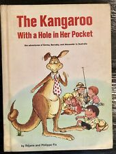Kangaroo with a Hole in Her Pocket, Large Golden Book Matte Cover 1971