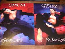 RUPPERT EVERETT & MILA JOVOVICH - Publicité de magazine PARFUM !!!!!!!!!!!