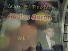 Isaias el profeta - Abdias Aaron - Cd