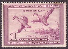 US RW5 Duck Hunting VF OG PH $225