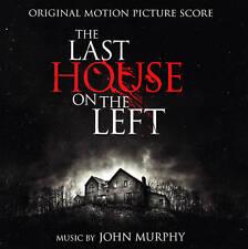 The Last House on the Left-2009-Score- Original Movie Soundtrack CD