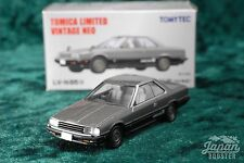 [TOMICA LIMITED VINTAGE NEO LV-N85a 1/64] NISSAN SKYLINE 2000 RS 1982 (Gray)