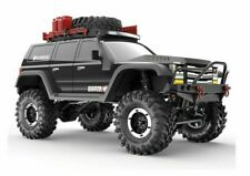 1/10 RC Truck CRAWLER Body SHELL  Finished Red Cat EVEREST GEN7 Body BLACK