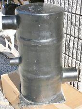 "Centek Vernalift 1040500 5.0"" Marine Gas Water Separator Exhaust Muffler Yacht"