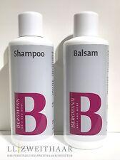 Pulizia Bergmann parrucche seconda Capelli Shampoo + Balsamo capelli finti per 1000 ML