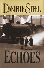 Echoes by Danielle Steel (2004, Hardcover) FIRST EDITION, PRINTING, NEW