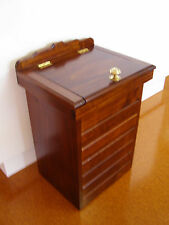 NEW KITCHEN ,OFFICE,BATHROOM, LAUNDRY RUBBISH BIN/ TIDY SOLID  TIMBER /WOODEN