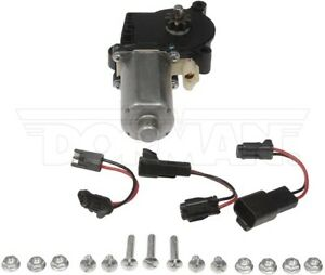For Chevy Blazer C2500 GMC C1500 Power Window Motor Dorman OE-Solution 742-143
