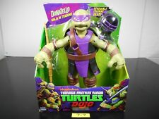 "BRAND NEW!!! NICKELODEON TMNT DOJO DONATELLO NINJA IN TRAINING 11"" 7-7"