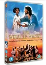 The Miracle Maker DVD Region 2