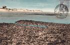 ILE DE RE LA COUARDE plage timbrée