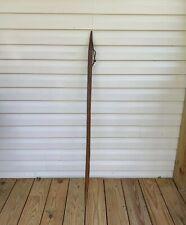Walking Wooden Red Oak Stick /Staff