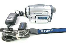 Sony DCR-TRV260 Digital Hi8 8mm Camcorder VG Condition