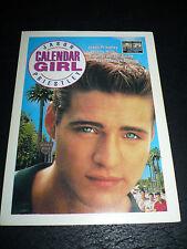 CALENDAR GIRL, film card [Jason Priestley]